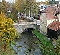 Die Kirnau von der Beneficiarier-Brücke - panoramio.jpg