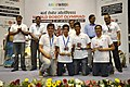 Dignitaries with Prize Winners - Valedictory Session - Indian National Championship - WRO - Kolkata 2016-10-23 9087.JPG