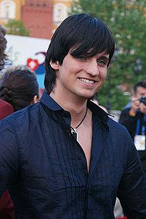 Dmitry Koldun Belarusian singer