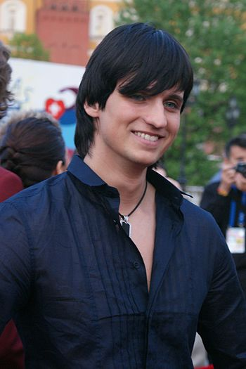 English: Dima Koldun