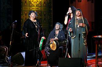 Dina El Wedidi - Dina El Wedidi  concert at Opera Damanhour 2014
