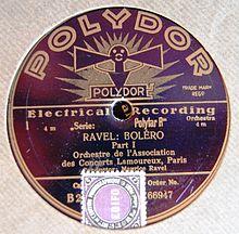 Bolero Ravel Wikipedia La Enciclopedia Libre