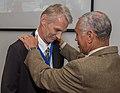 Distinguished Service Award ceremony for Dr. Piers Sellers. NASA Administrator Charlie Bolden (27702257290).jpg