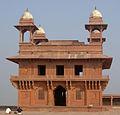 Diwan-i-Khas-Fatehpur-Fatehpur Sikri India0022.JPG