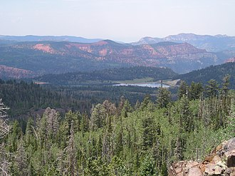 Dixie National Forest - Image: Dixie NF