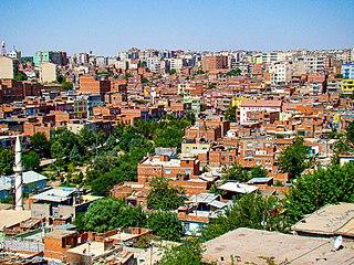 Diyarbakır Province Province of Turkey