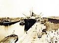 Docks of Antwerp used by the American Army, Antwerp, Belgium, 1919 (31981831034).jpg