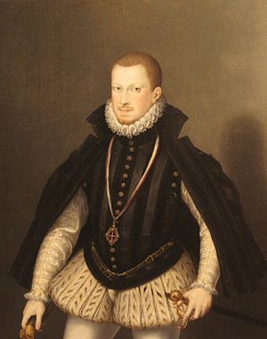 Sebastian of Portugal - D. Sebastião I; Alonso Sánchez Coello, 1575.
