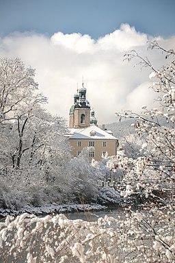 Dom und Propsteipfarrkirche hl. Jakob, Winter