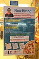 Domino's Pizza India help wanted ad, March 2014.jpg