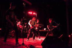 Don't Back Down Live @ RGE Rocknight '13