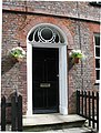Doorway at Tring - geograph.org.uk - 1482207.jpg