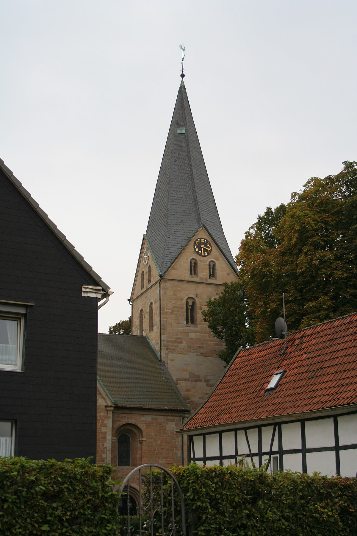 Evangelische St.-Remigius-Kirche (Dortmund) - Wikipedia