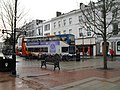Double decker bus at the top of South Street - geograph.org.uk - 1721082.jpg