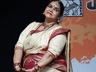Vibha Dadheech Indian classical dancer