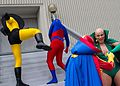 Dragon Con 2013 - JLA vs Avengers Shoot (9676982990).jpg