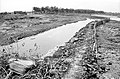Drain Carrying Leather Industries Waste - Science City Site - Dhapa - Calcutta 1993-June 627.JPG