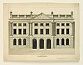 Drawing, Elevation of the Facade of a Theater, Amsterdam, ca. 1860 (CH 18348595).jpg