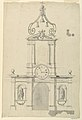 Drawing, Pavilion with Bell Tower, 1775 (CH 18355585).jpg