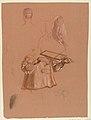 Drawing, figure and drapery studies, ca. 1885 (CH 18404383).jpg