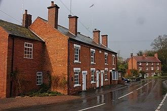 Drayton, Worcestershire - Image: Drayton Terrace, Drayton