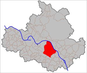 Blasewitz - Image: Dresden Ortsamt blasewitz