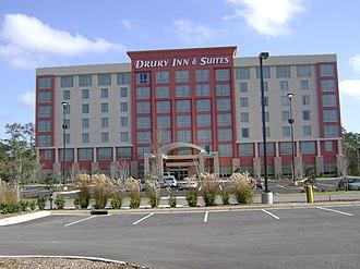 Drury Hotels - Image: Drury Inn, St. Augustine Rd., Valdosta