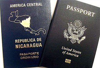 Multiple citizenship - Dual citizenship means persons can travel with two passports. Both the United States and Nicaragua permit dual citizenship.