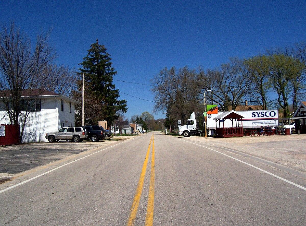 Fond Du Lac Wi >> Dundee, Wisconsin - Wikipedia