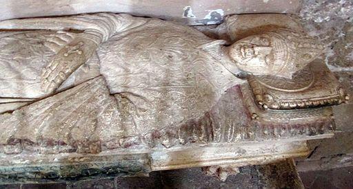 Duomo di sovana, int., tomba di san mamiliano 02