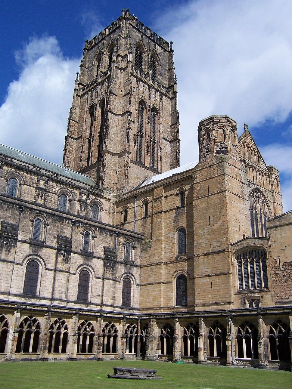 Durham Kathedrale Kreuzgang