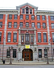 Dutchess County Courthouse