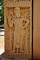 Dvarapala - North Face - South Pillar - East Gateway - Stupa 1 - Sanchi Hill 2013-02-21 4441.JPG