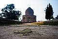 Dwindling like a leaf - Asif Khan's tomb..jpg