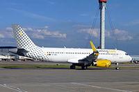 EC-MBS - A320 - Vueling
