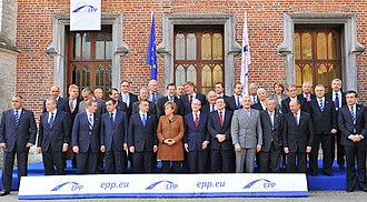European People's Party - Reunion Picture at 2011 Summit