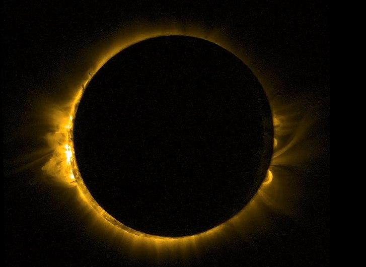 ESA's PROBA-2 View of Europe's Solar Eclipse (16875032612).jpg