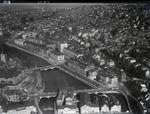 ETH-BIB-Zürich, Limmat, Central, Walche, Globus, Liebfrauenkirche-Inlandflüge-LBS MH01-008171.tif
