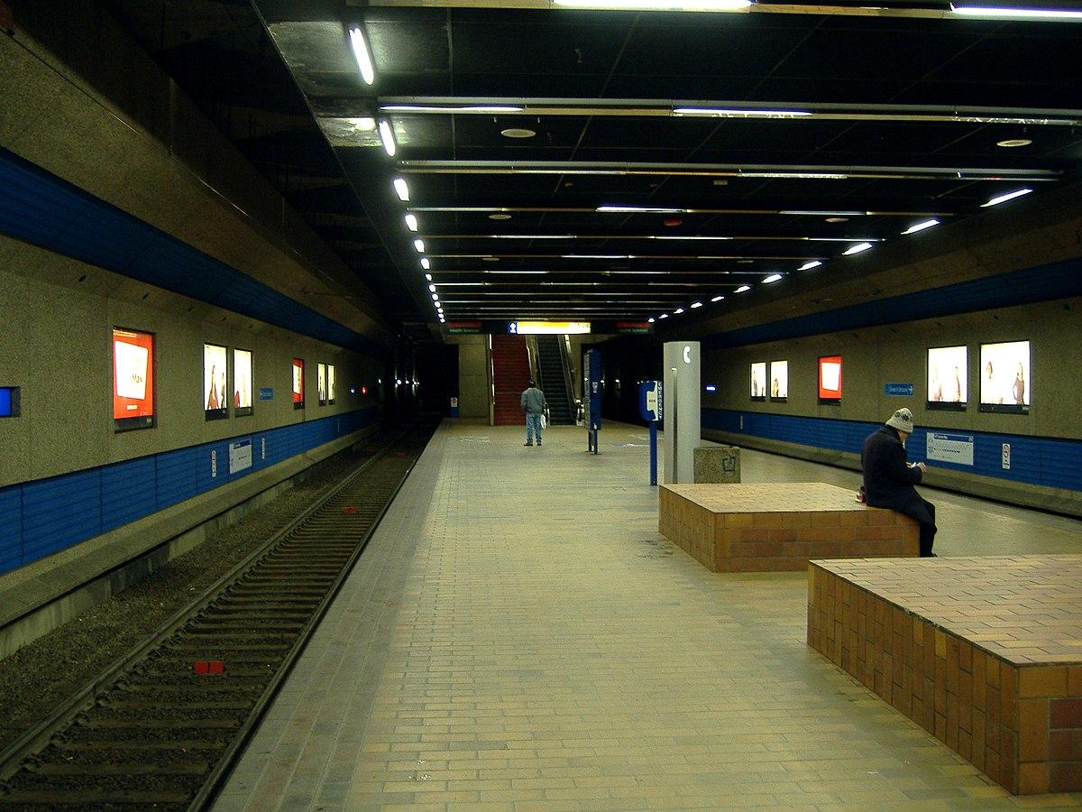 Churchill station (Edmonton) - Wikipedia