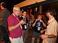 Early Comers Party - Tiltan Roof P1040041.JPG