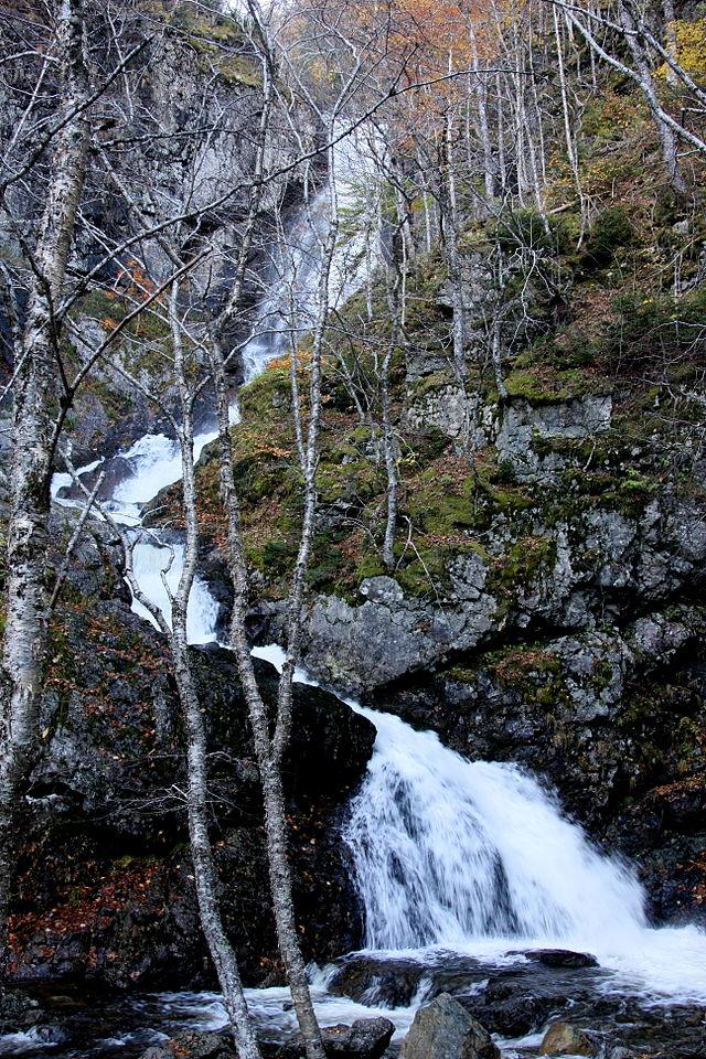 Parc provincial Uisge Ban Falls
