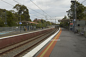 East Camberwell railway station