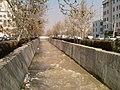 East river,Hashem Abad کانال آب ابوذر بسمت شمال ازپل ششم - panoramio.jpg
