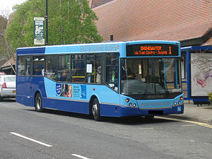 Eastbourne Buses - Bus 64 on service 1