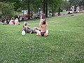 Easter Sunday in New Orleans - Armstrong Park 03.jpg
