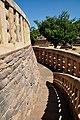 Eastern Stairs to Lower Circumambulatory Passageway - Stupa 1 - Sanchi Hill 2013-02-21 4396.JPG