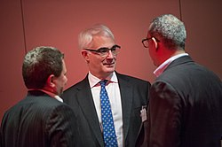 Econ Drinks 14 - Alastair Darling