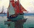 Edgar Alwyn Payne Calm Sea.jpg