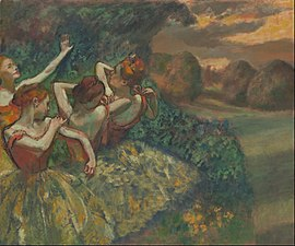 Edgar Degas - Four Dancers - Google Art Project.jpg