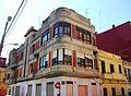 Edifici tancat al carrer Josep Benlliure del Cabanyal.JPG